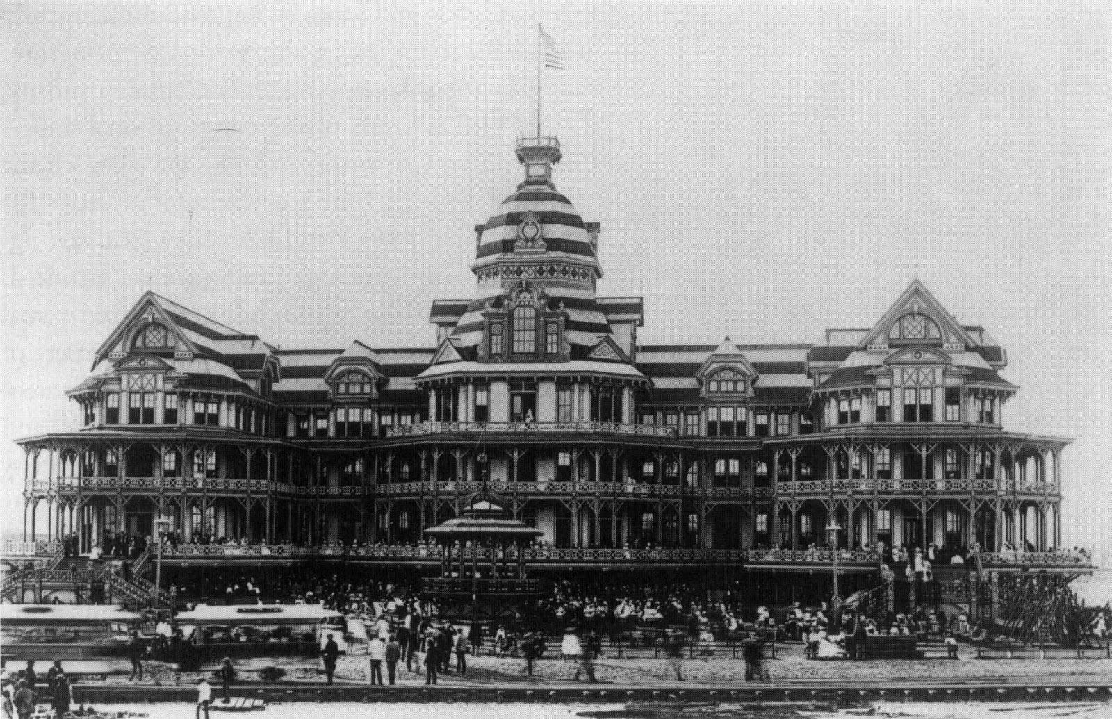 Queen Anne Hotel Long Beach