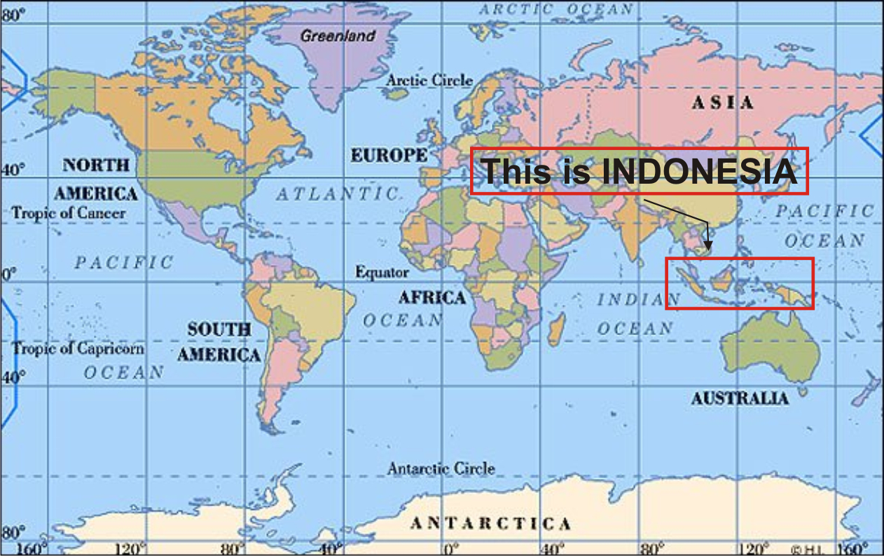 Where is Indonesia Where is indonesia About Indonesia Tsunami