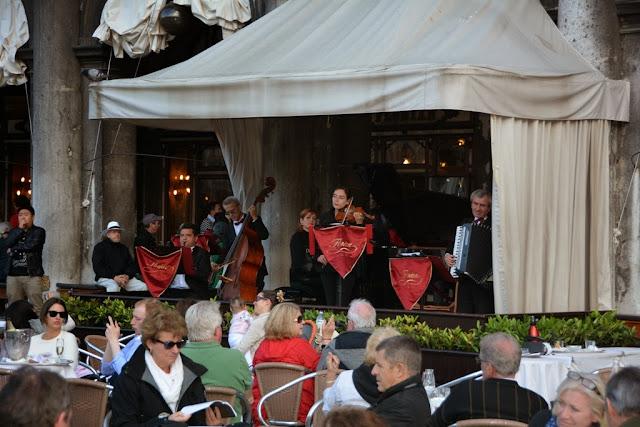 Piazza San Marco Square Venice classic music