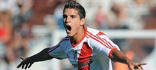 Erik Lamela es nuevo jugador de la Roma