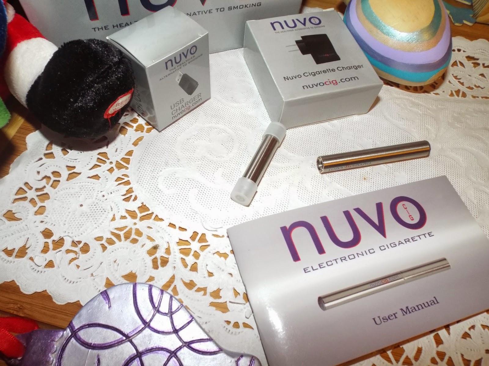NuvoCig.Com Deluxe Kit