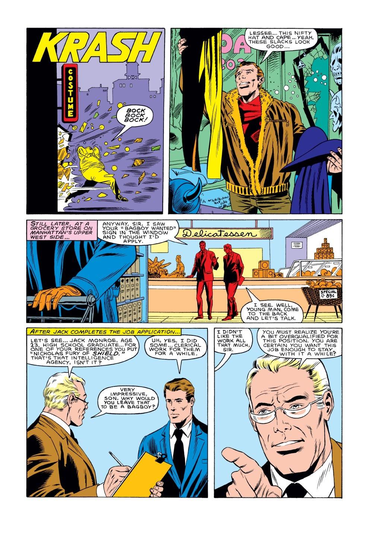 Captain America (1968) Issue #307 #235 - English 7