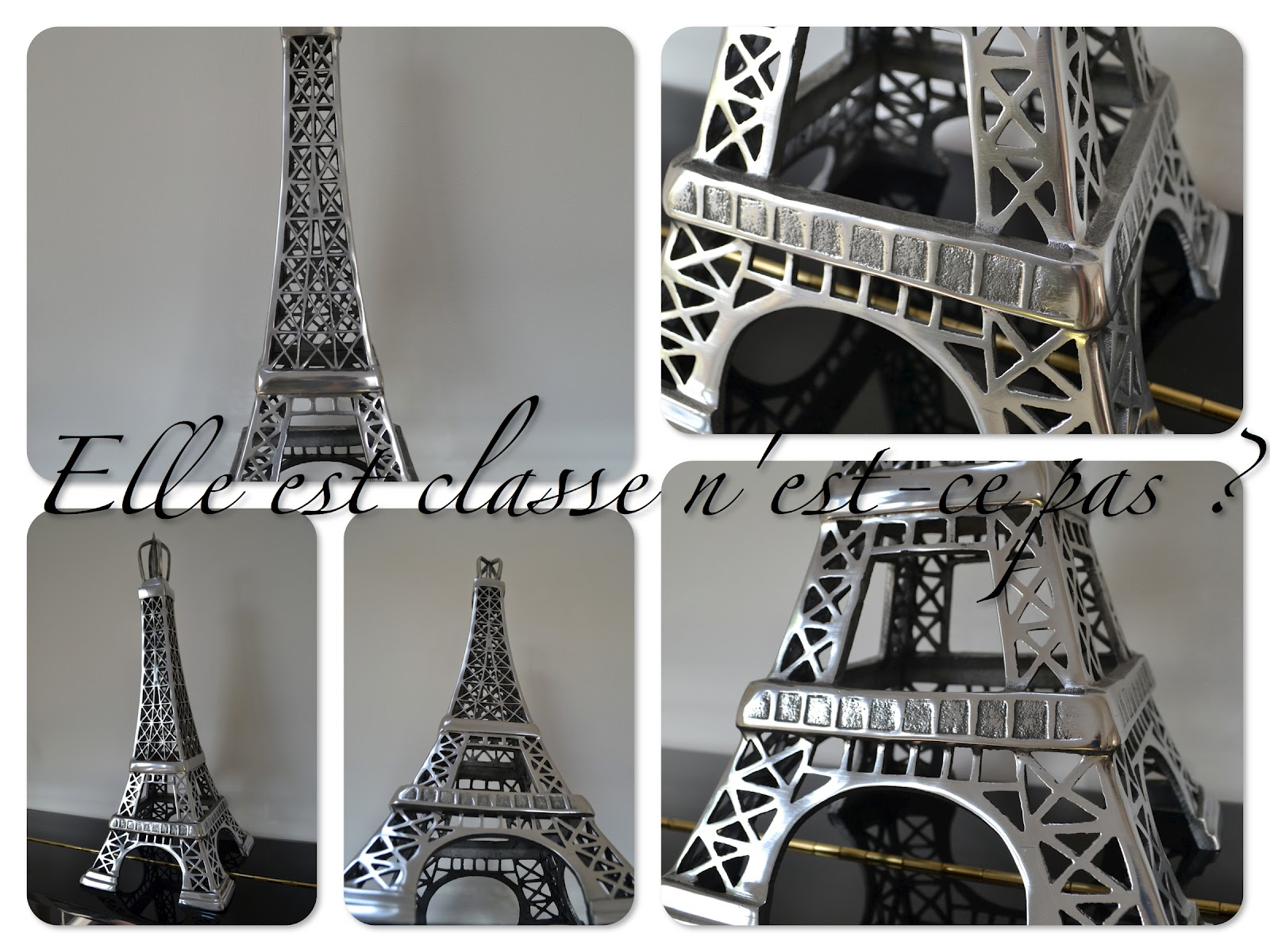 ours ficelle de lin katheline aime aussi la tour eiffel. Black Bedroom Furniture Sets. Home Design Ideas