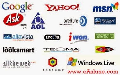 free search engine submission sites list : eAskme