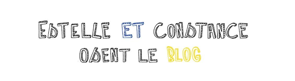 Estelle & Constance osent le blog