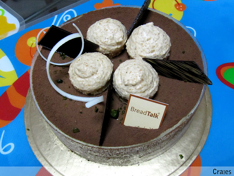 Breadtalk Tiramisu Cake Singapore Arts Beauty and Inspirations