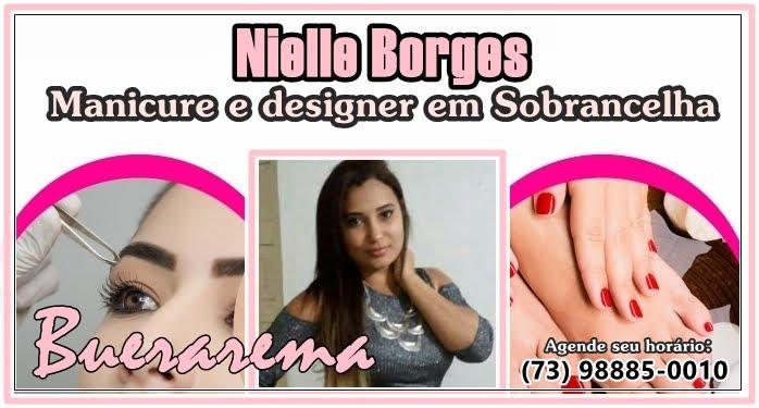 Nielle Borges - Ligue (73) 98885-0010