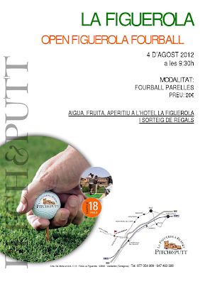 OPen Figuerola Resort Pitch & PUtt
