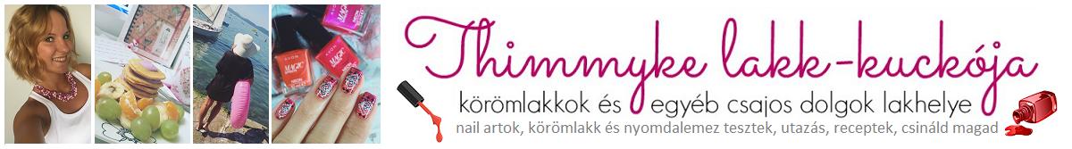 Thimmyke lakk-kuckója