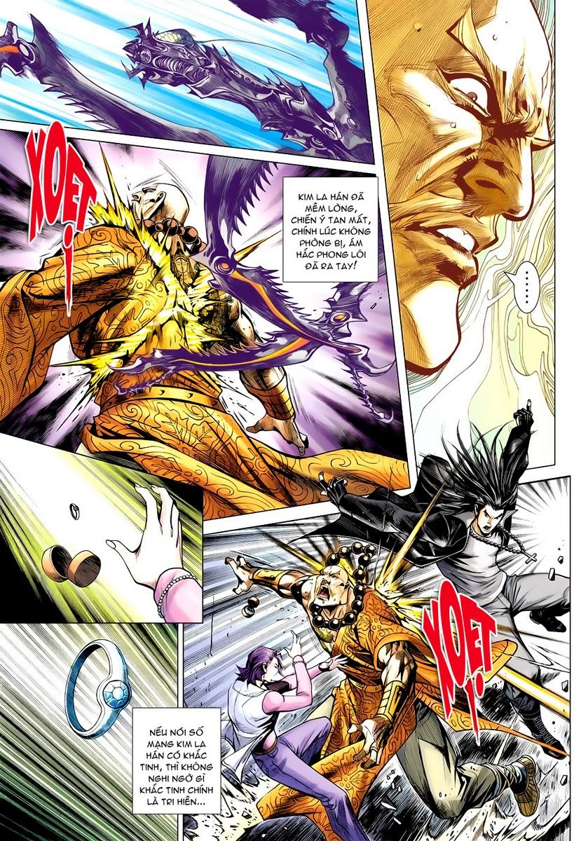 Vương Phong Lôi 2 Chapter 44 - Trang 14
