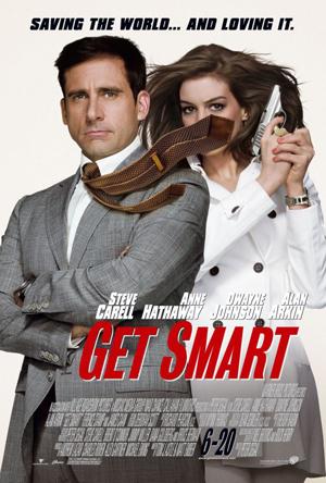 Get Smart 2008 poster