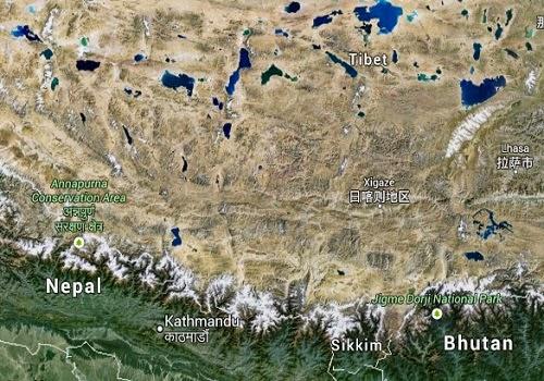 earthquake_felt_kathmandu_epicenter_map