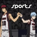 Anime genre male sports