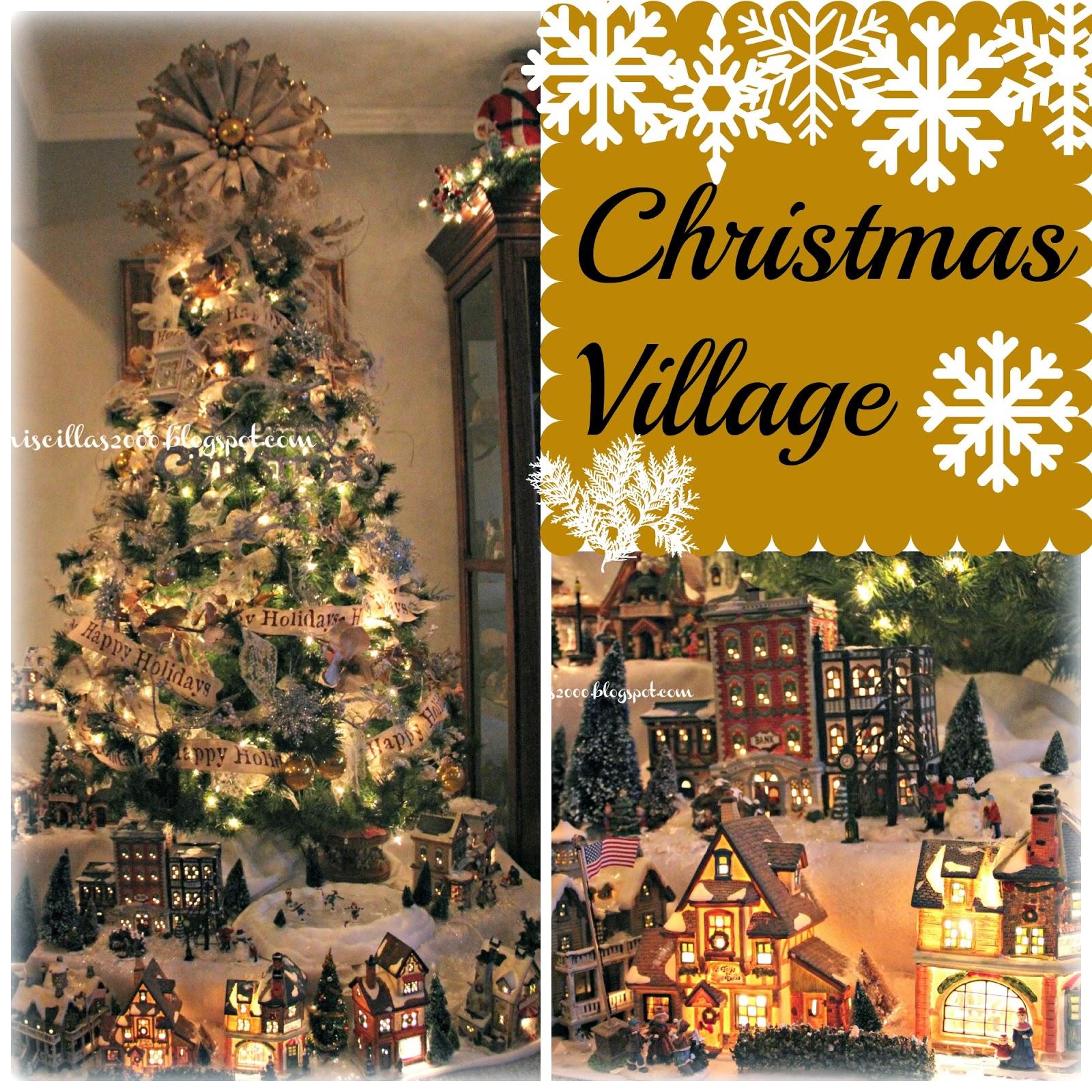 christmas village baltimore md