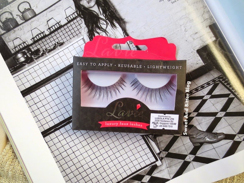 Lavie False Lashes