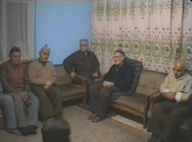 1995 yılı sohbeti