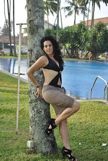 Stephanie Siriwardhana Bikini