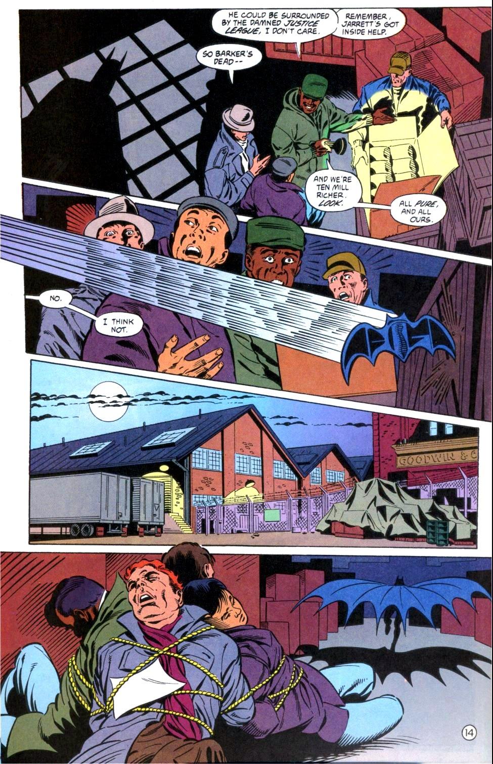 Deathstroke (1991) Issue #6 #11 - English 15