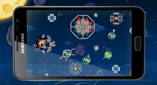 Angry Birds Space android game Full free download