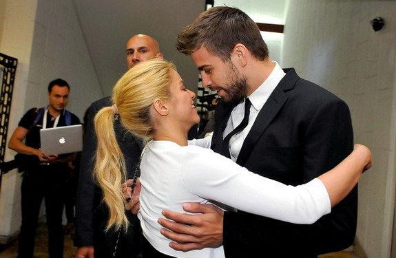 Shakira and Gerard Piqué are now parents to Milan Piqué Mebarak
