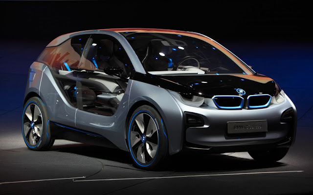 New image of BMW I4