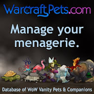 Warcraft Pets