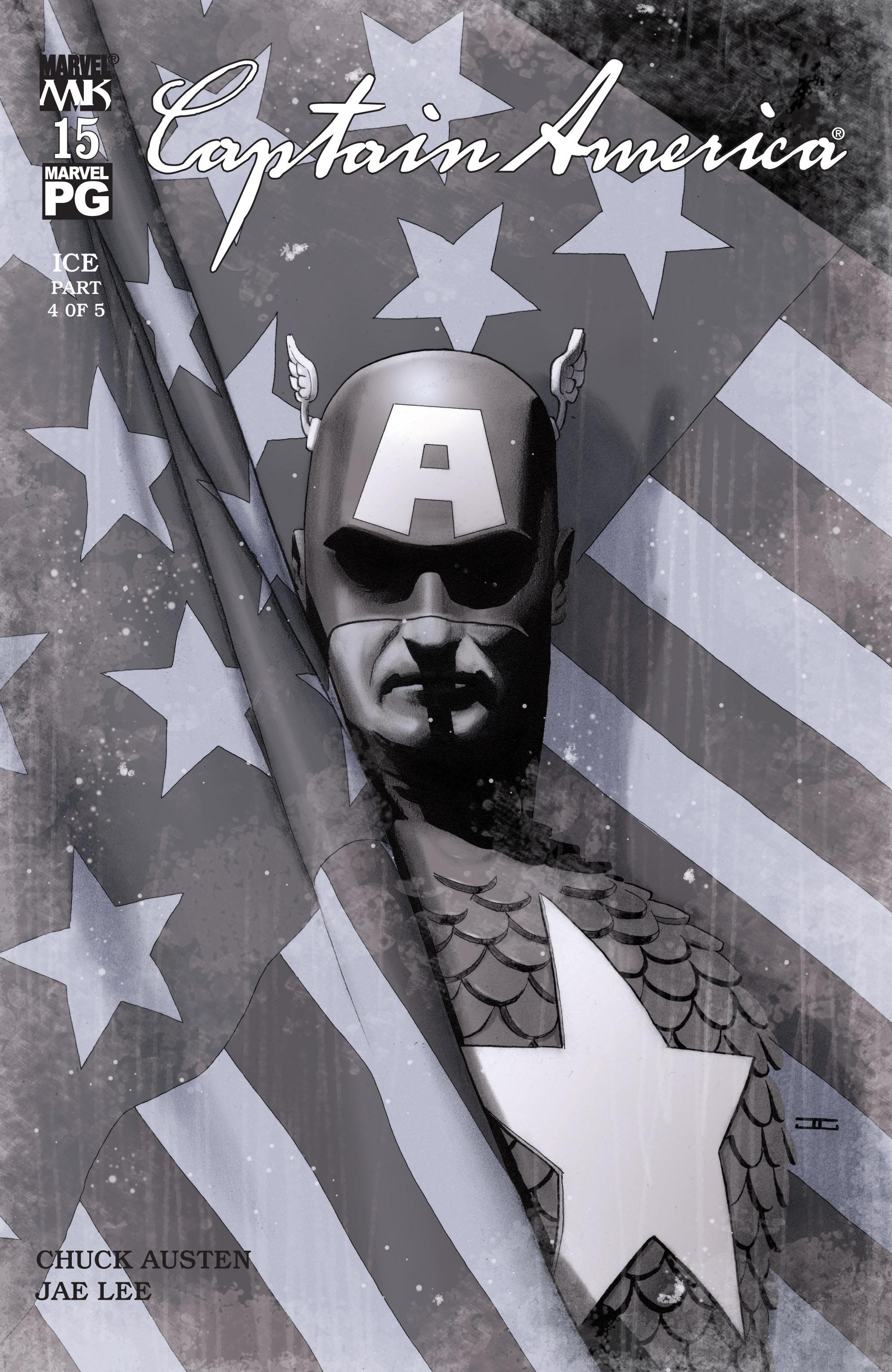 Captain America (2002) Issue #15 #16 - English 1