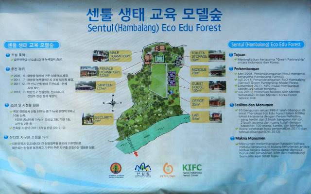 wisata edukatif Sentul Hambalang eco tour