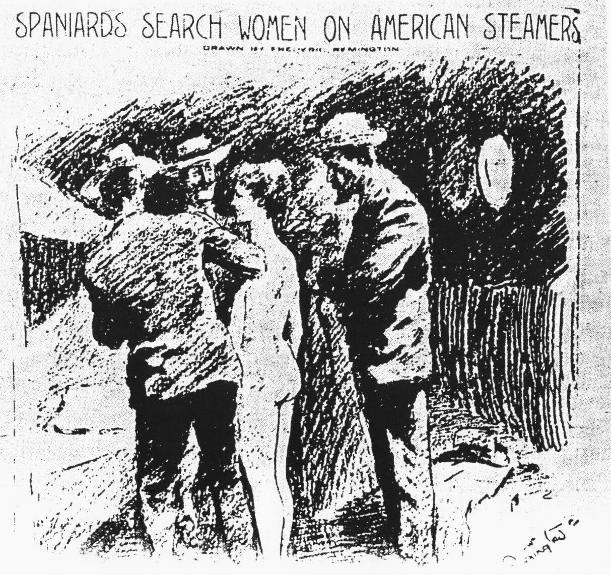 Recorte de prensa estadounidense