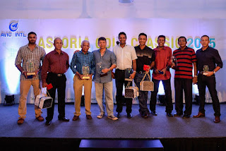 Prestigious super-luxury condominium property, Astoria Colombo sponsored the Royal Colombo Golf Club (RCGC) tournament