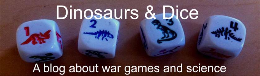 Dinosaurs & Dice