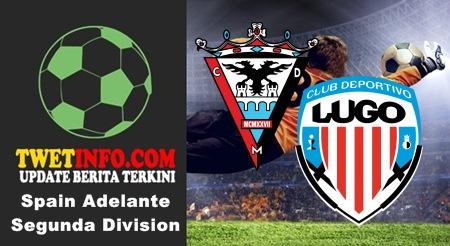 Prediksi Jitu Mirandes vs Lugo 05-09-2015