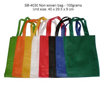 CENTRUM LINK - NON WOVEN BAG - SB-4030