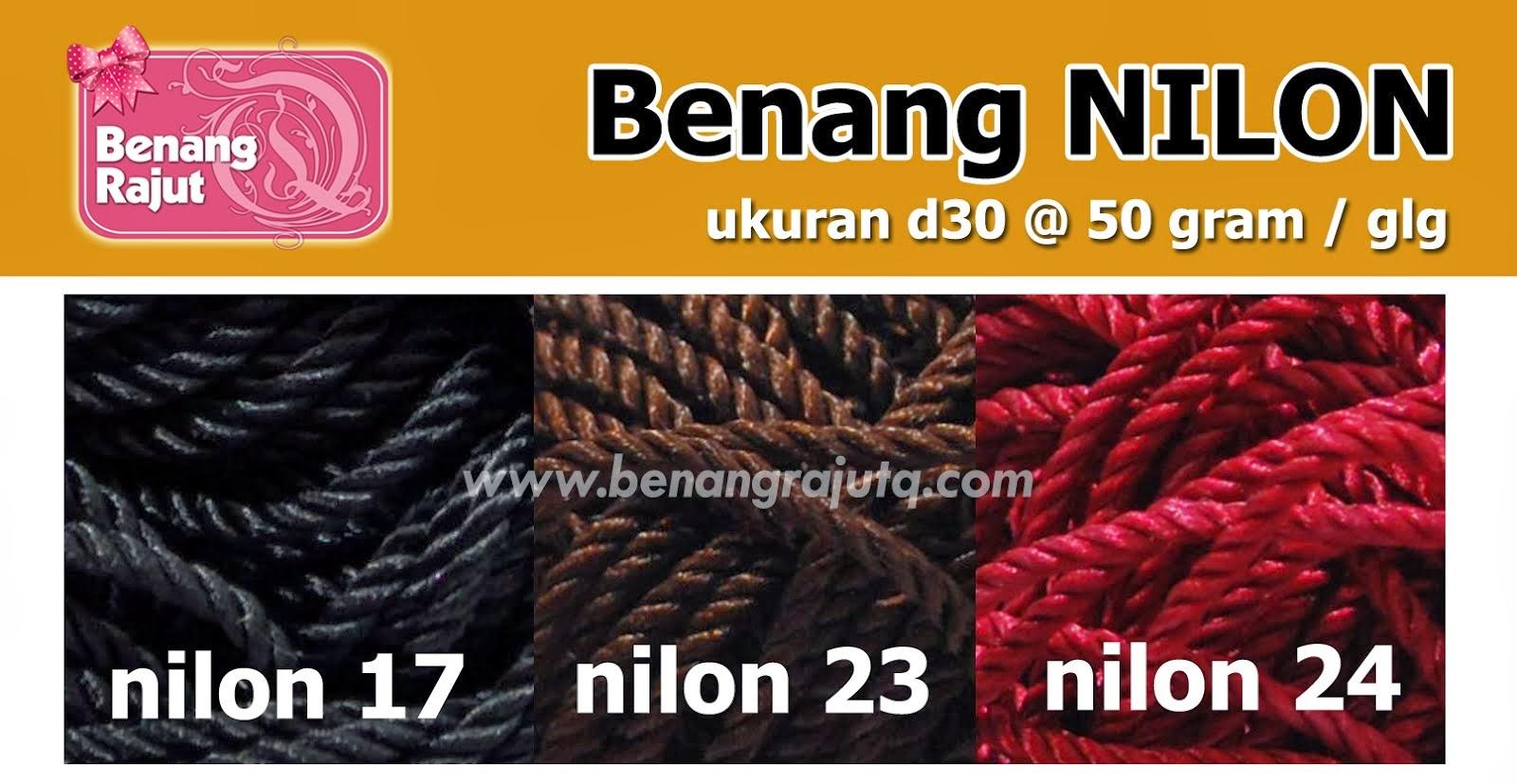 BENANG NILON D30