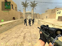 Counter Strike Source Screenshots