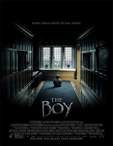 Ver El niño (The Boy) (2016) Online