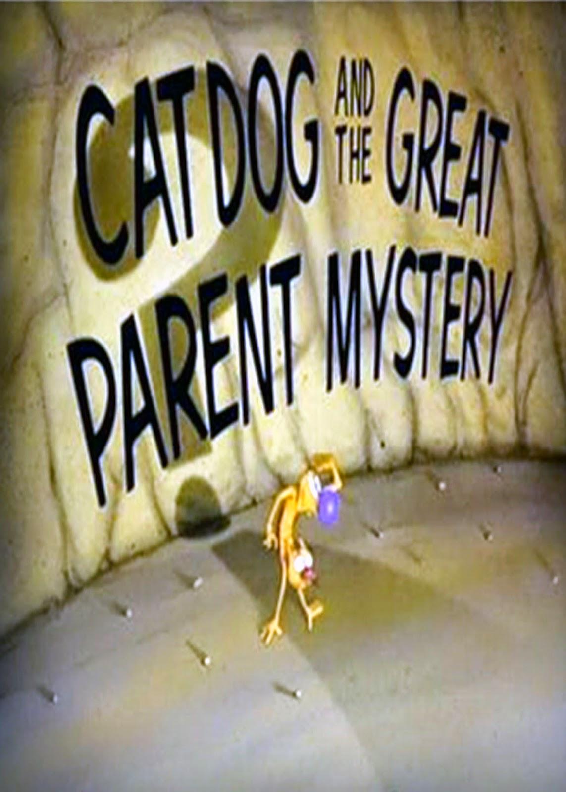 Catdog - el misterio de los padres (2000)
