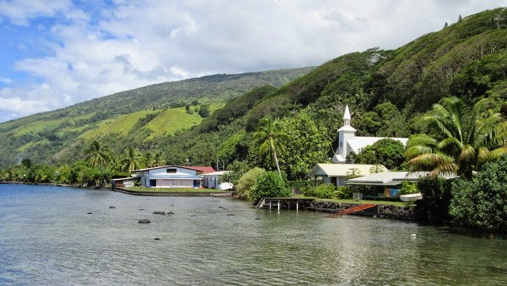 Pueu Taiarapu Est Tahiti