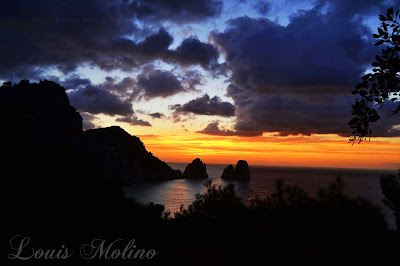 photo of capri island
