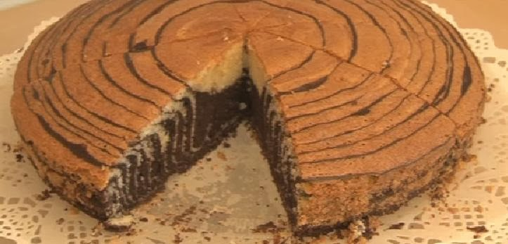 zebra kek resmi