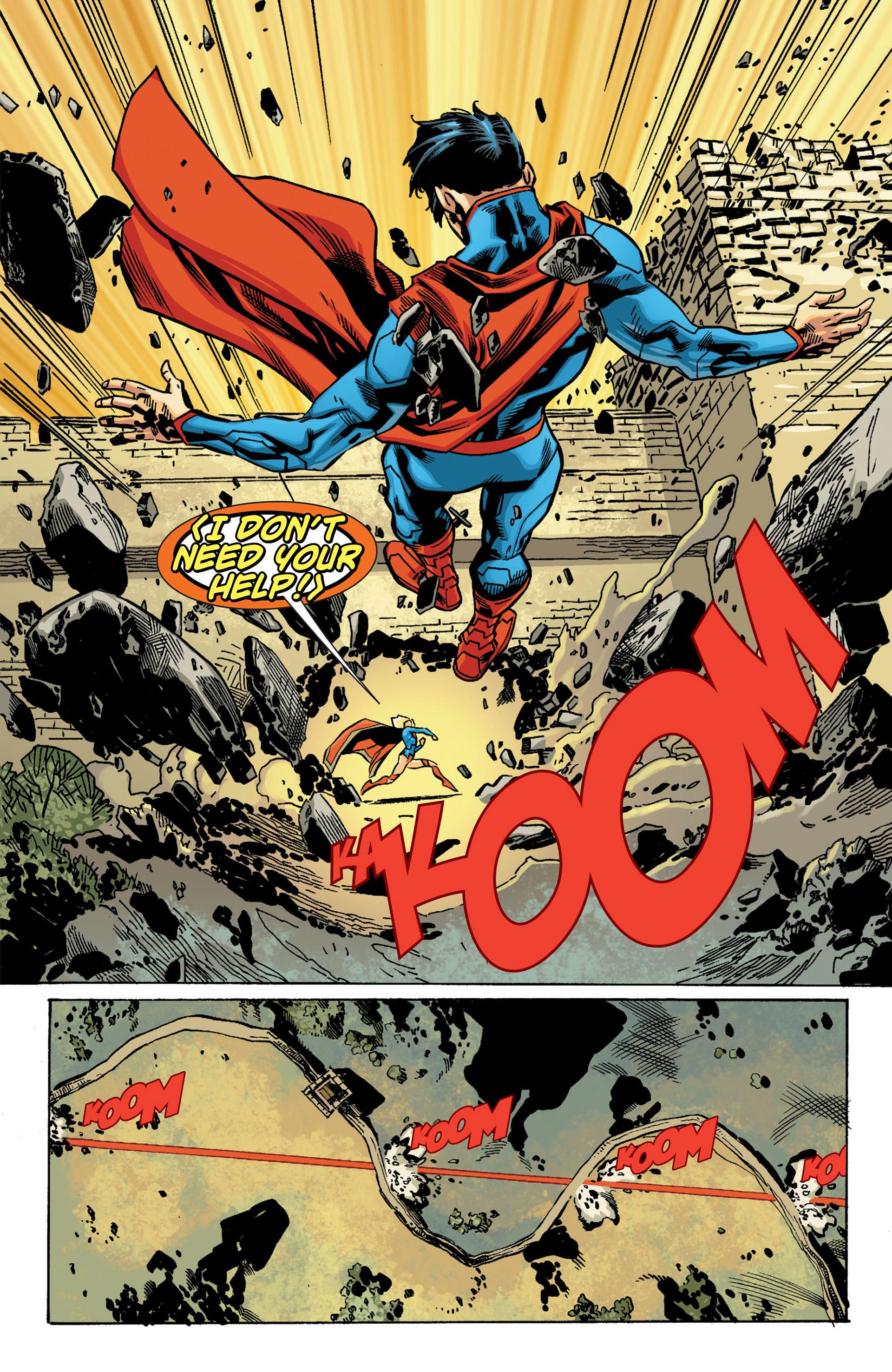 Supergirl (2011) Issue #2 #4 - English 17
