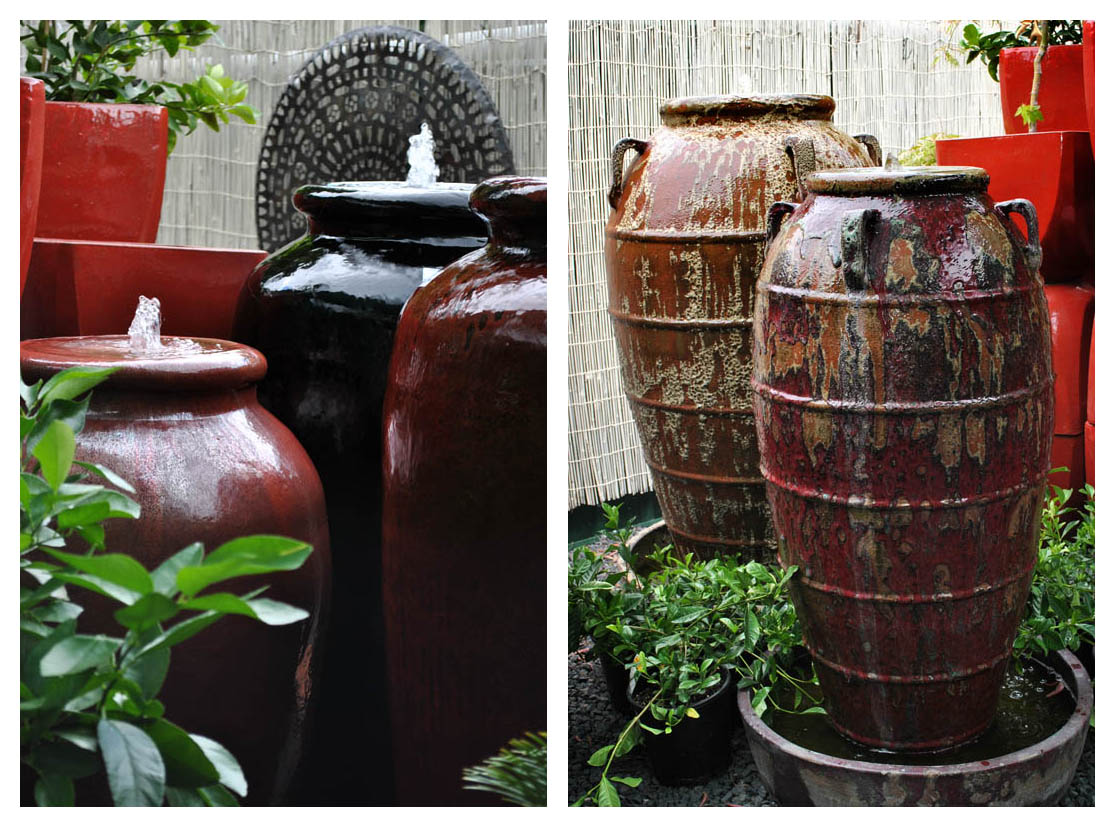 Easy Outdoor Water Features : Email This BlogThis! Share to Twitter Share to Facebook Share to