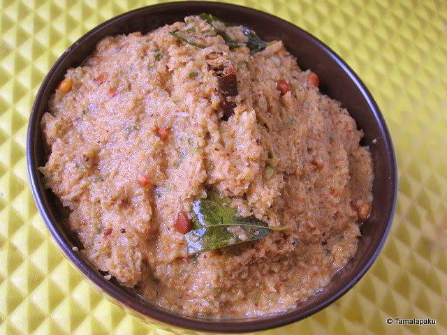 Coconut-Mango Chutney