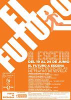Del 19 al 24 de junio de 2012 la muestra de teatro joven de Sevilla en la Sala Cero