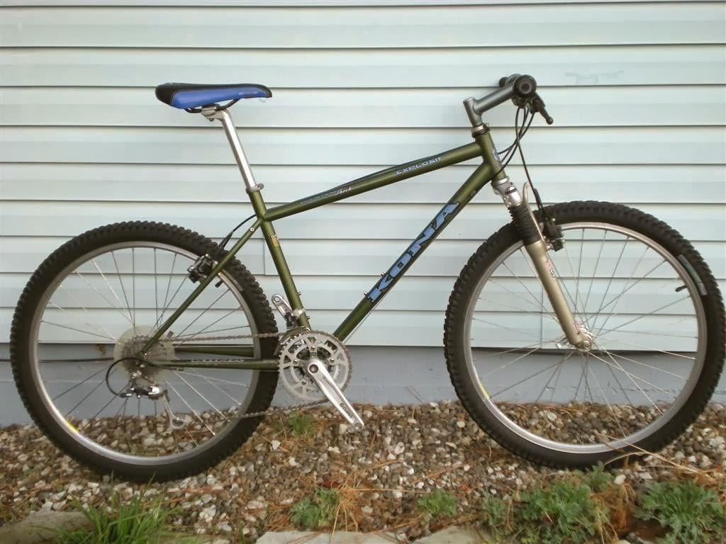 Columbus MAX Bikes: Kona