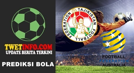 Prediksi Score Tajikistan vs Australia 08-09-2015