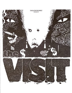 an overview and analysis of the play the visit by friedrich durrenmatt No one need go to the theater to learn that people will do anything for money so why does the visit, friedrich durrenmatt's drama about a town that sells its soul for a fortune, still exert a.