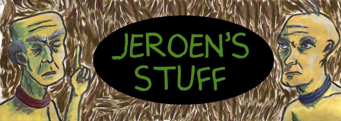 Jeroen's Stuff