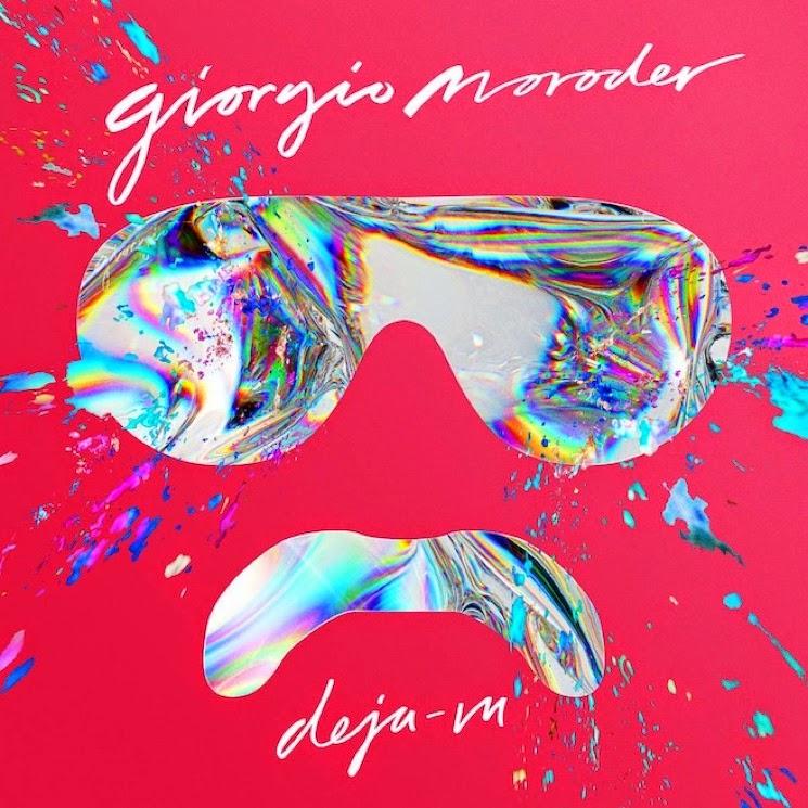 Giorgio Moroder – Déjà vu (feat Sia)