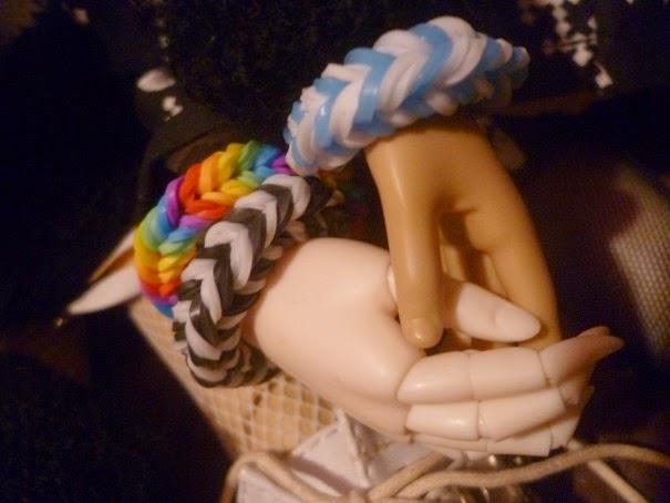 l'atelier des doigts boudiné : des bracelets P1040031